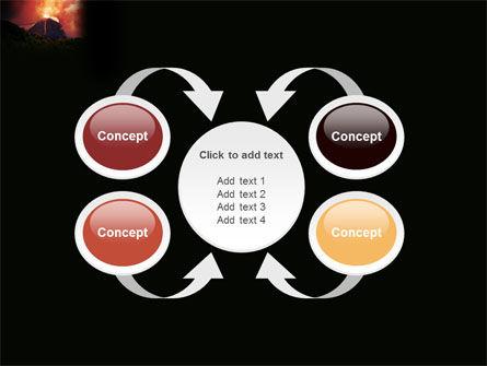 Eruption PowerPoint Template Slide 6