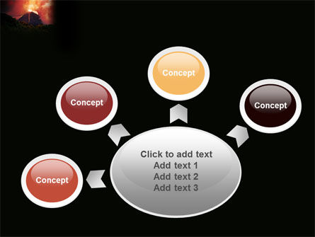 Eruption PowerPoint Template Slide 7