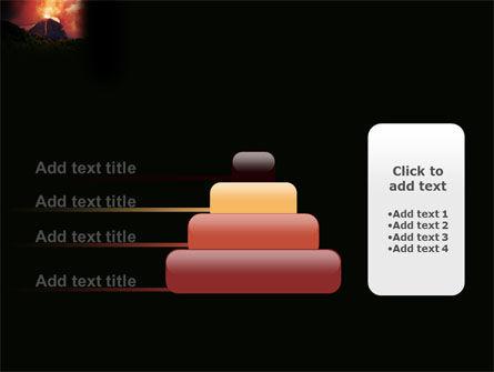 Eruption PowerPoint Template Slide 8