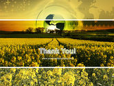 Modern Agriculture PowerPoint Template#20