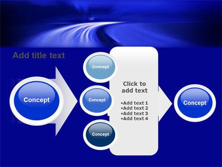 Blue Twilight Movement PowerPoint Template Slide 17