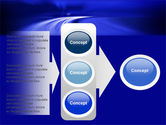 Blue Twilight Movement PowerPoint Template#11