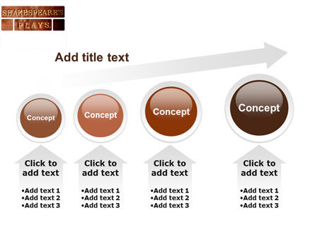 Shakespeare PowerPoint Template Slide 13