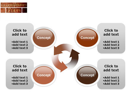 Shakespeare PowerPoint Template Slide 9