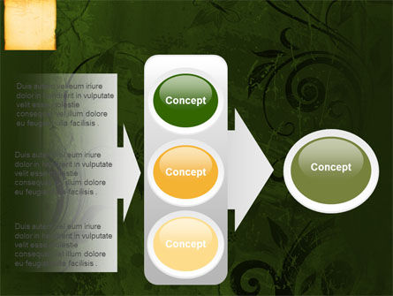 Bamboo Theme PowerPoint Template Slide 11