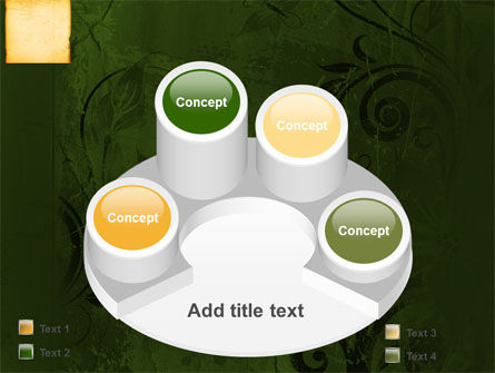 Bamboo Theme PowerPoint Template Slide 12