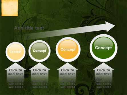 Bamboo Theme PowerPoint Template Slide 13