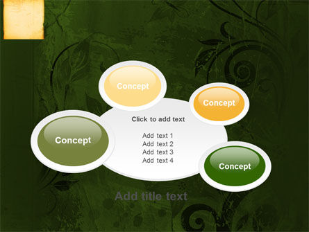 Bamboo Theme PowerPoint Template Slide 16