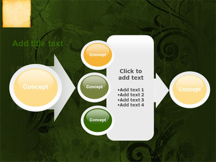 Bamboo Theme PowerPoint Template Slide 17
