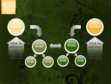 Bamboo Theme PowerPoint Template Slide 19