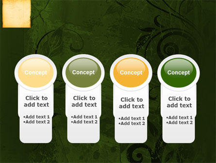 Bamboo Theme PowerPoint Template Slide 5