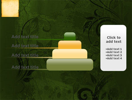 Bamboo Theme PowerPoint Template Slide 8