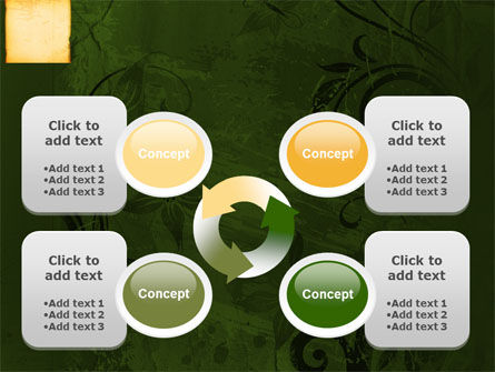 Bamboo Theme PowerPoint Template Slide 9