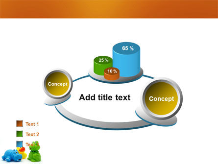 Stuffed Toys PowerPoint Template Slide 16