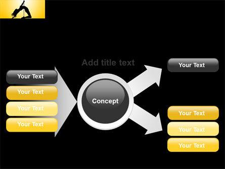 Striptease PowerPoint Template Slide 14