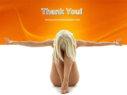 Nude Beauty PowerPoint Template Slide 20