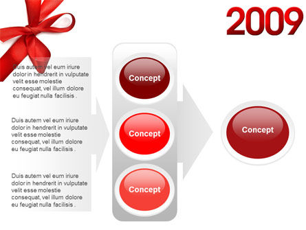 2009 yr PowerPoint Template Slide 11