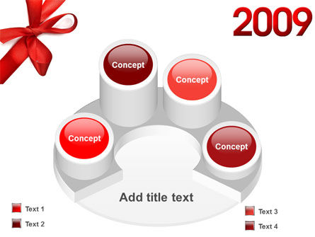 2009 yr PowerPoint Template Slide 12