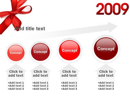 2009 yr PowerPoint Template Slide 13