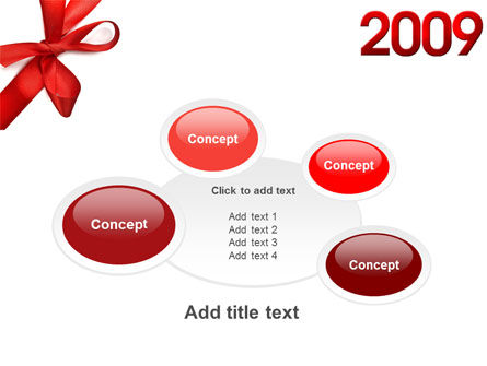 2009 yr PowerPoint Template Slide 16
