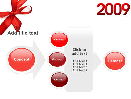 2009 yr PowerPoint Template Slide 17