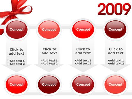 2009 yr PowerPoint Template Slide 18