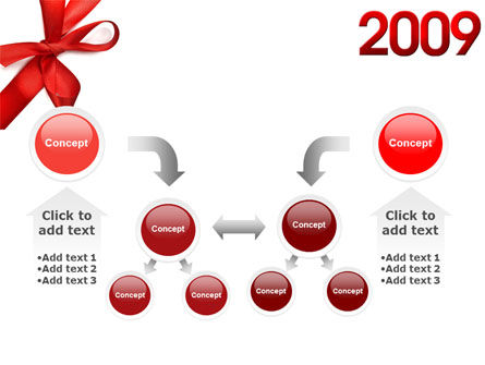 2009 yr PowerPoint Template Slide 19