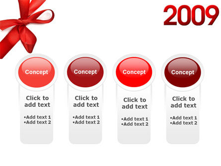 2009 yr PowerPoint Template Slide 5