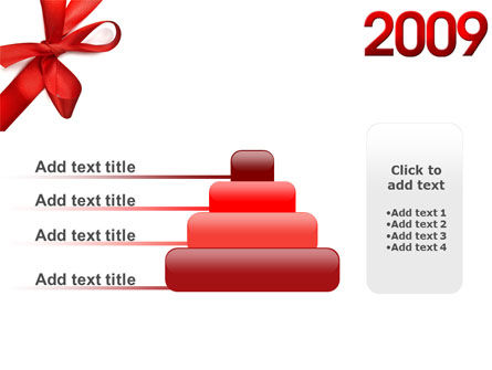 2009 yr PowerPoint Template Slide 8
