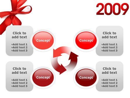 2009 yr PowerPoint Template Slide 9