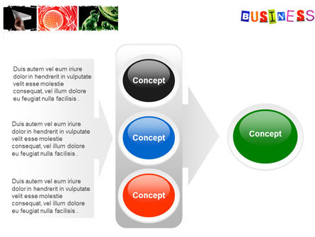 Business Theme PowerPoint Template Slide 11
