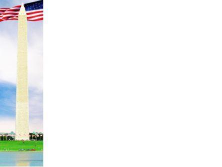 Washington Monument PowerPoint Template, Slide 3, 04126, America — PoweredTemplate.com
