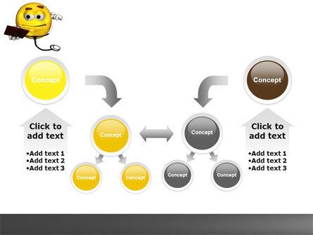 Diagnostics PowerPoint Template Slide 19
