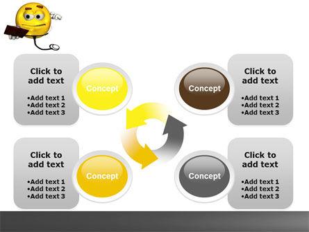 Diagnostics PowerPoint Template Slide 9