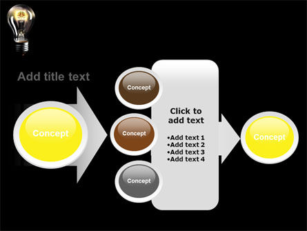 Electric Light PowerPoint Template Slide 17