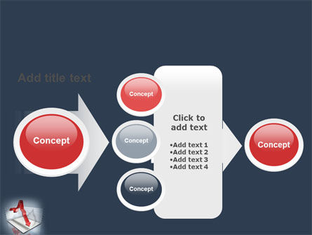 Diagram In Isometric View PowerPoint Template Slide 17