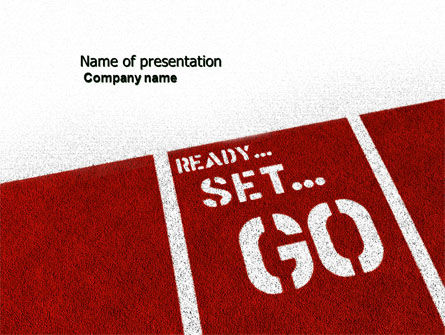 Ready To Go PowerPoint Template, 04140, Consulting — PoweredTemplate.com