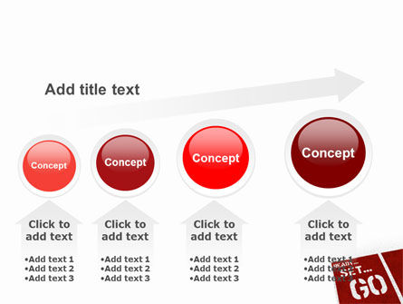 Ready To Go PowerPoint Template Slide 13