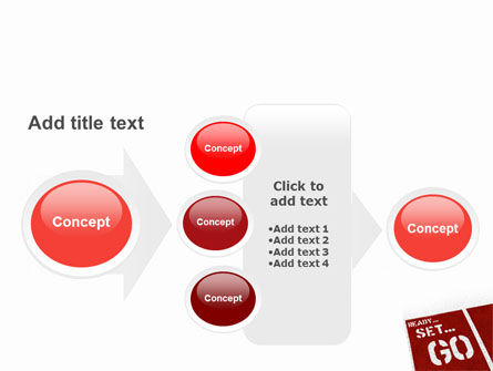 Ready To Go PowerPoint Template Slide 17