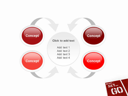 Ready To Go PowerPoint Template Slide 6