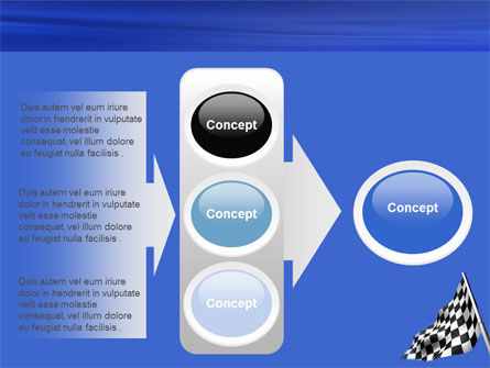 Homestretch PowerPoint Template Slide 11