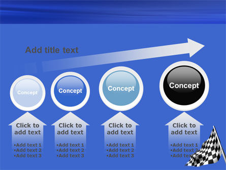 Homestretch PowerPoint Template Slide 13