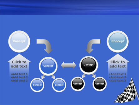 Homestretch PowerPoint Template Slide 19