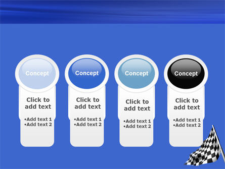 Homestretch PowerPoint Template Slide 5