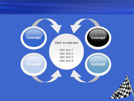 Homestretch PowerPoint Template Slide 6