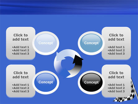 Homestretch PowerPoint Template Slide 9