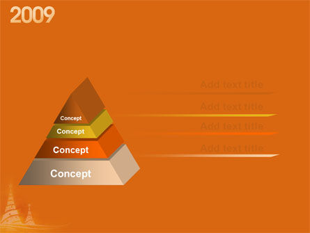 N 2009 Y Free PowerPoint Template Slide 12