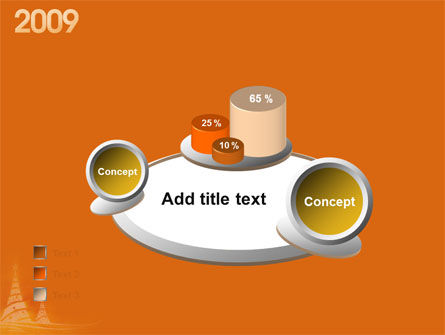 N 2009 Y Free PowerPoint Template Slide 16
