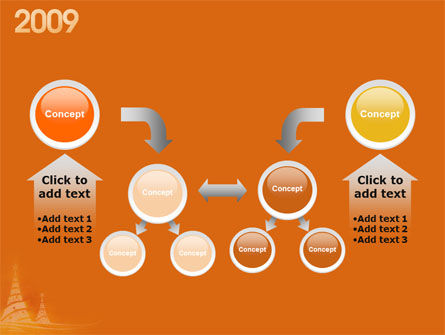 N 2009 Y Free PowerPoint Template Slide 19