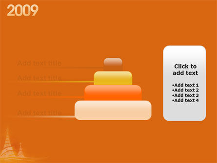 N 2009 Y Free PowerPoint Template Slide 8